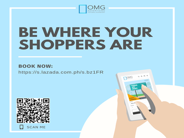Be where your shoppers are