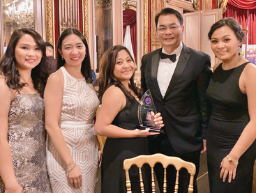 Most influential Filipina Women in the World Award